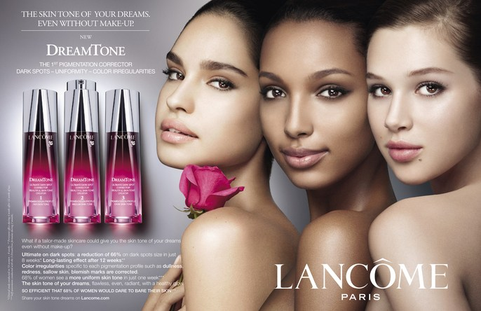 13aw, 2013, ad, ADVERTISING, beauty, FW 2013, Lancome, Petros Petrohilos, source: Lancome