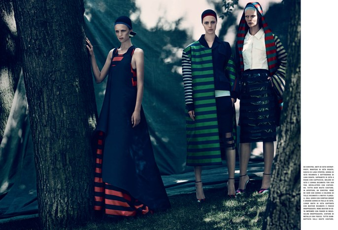 Jacob K, Vogue Italia Supplement