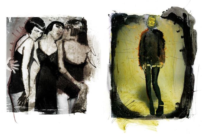 2013, i-D Magazine, Jacob K, luigi and daniele + iango, PREFALL