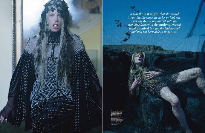 1312, 2013, december, Kristen McMenamy, Models, Photographers, tim walker, W Magazine