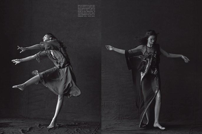 Jacob K, Vogue Italia