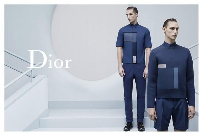 2014, ad, ADVERTISING, Dior Homme, Photographers, Karl Lagerfeld, spring /summer