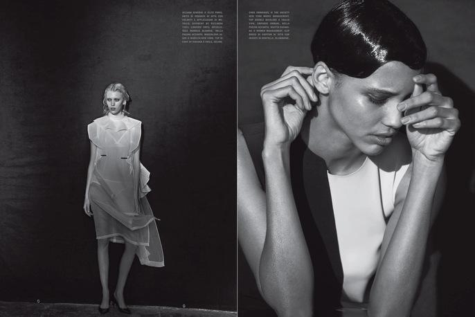 2013, March, Peter Lindbergh, Photographers, Vogue Italia