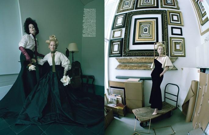 W Magazine, tilda swinton, 2014, tim walker
