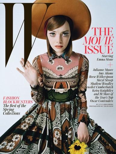 covers, duffy, February 2015, hair, Jacob K, source: w magazine, styling, W Magazine