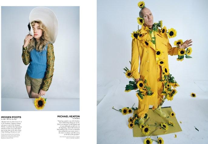 duffy, February 2015, hair, Jacob K, styling, tim walker, W Magazine