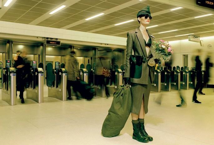 Patti Wilson, source: vogue italia, styling