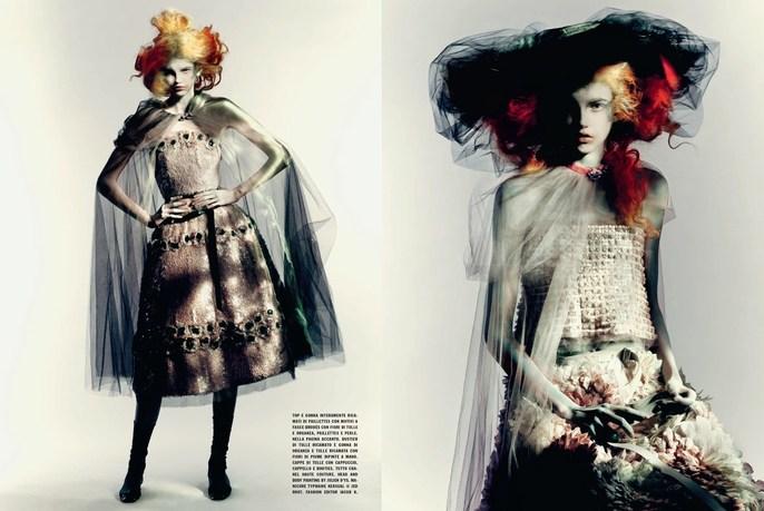 Vogue Italia, Paolo Roversi, 2015