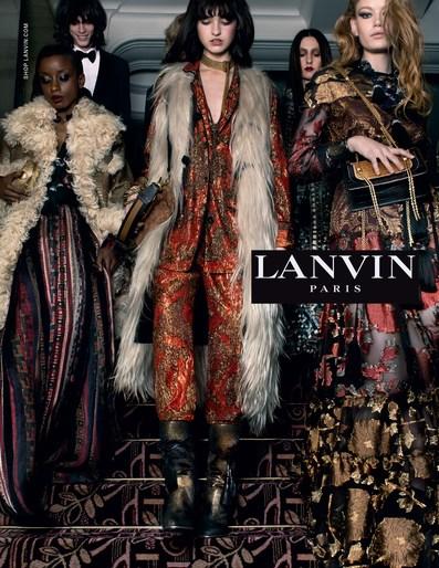 Jacob K, Lanvin, Val Garland, styling, tim walker, makeup, AW15, source: Lanvin FW15
