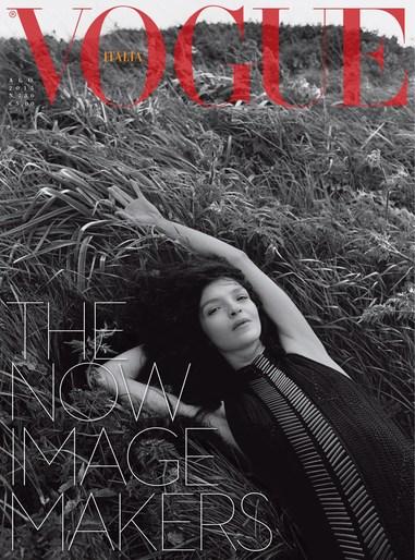 Jacob K, Petros Petrohilos, Vogue Italia, MARIACARLA BOSCONO, Vincent van de Wijngaard