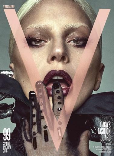 daphne guinness, lady gaga, V Magazine, Editorial, Steven Klein, Patti Wilson, source: v magazine