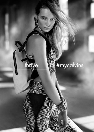 Boo George, Advertising, SS 2016, SS16, havana, Calvin Klein Performance, source: Calvin Klein Performance