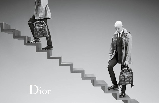 Dior Homme, Jacob K, Dior, karl lagerfeld, AW15, SS16, source: Dior Homme SS16