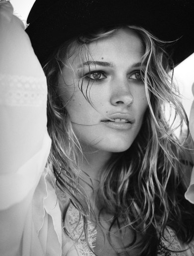 Edita Vilkeviciute, Boo George, source: Vogue germany, vogue germany, July 2016