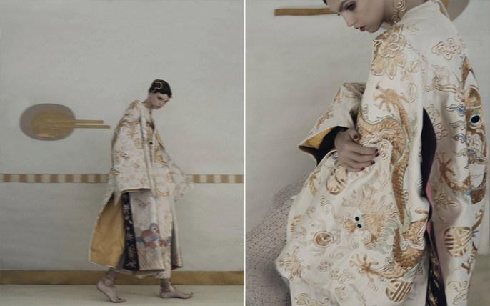 Vogue Italia, Editorial, Patti Wilson, source: vogue italia, sarah moon, Molly Bair