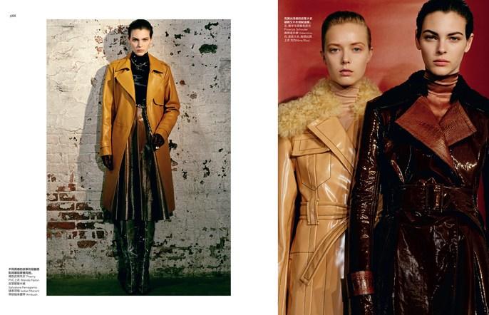 Jacob K, Vogue China, Collier Schorr, Vittoria Ceretti, October 2016