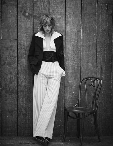 edie campbell, Boo George, source: Vogue germany, vogue germany, olympia campbell, December 2016