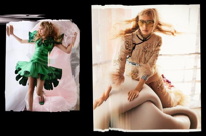 Marian Newman, Editorial, Solve Sundsbo, Patti Wilson, Val Garland, Vogue Italia, source: vogue italia, Andy Hillman