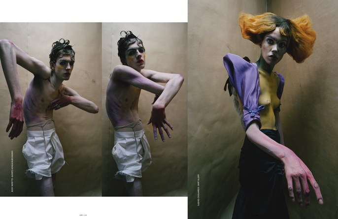 i-D Magazine, Jacob K, Emma Roach, tim walker, Kiki Willems, summer 2017