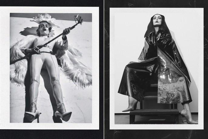 Vogue Italia, Editorial, Steven Klein, Vogue Italy, Patti Wilson, source: vogue italia, source: Vogue Italy