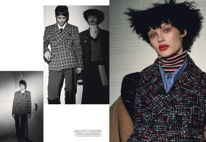 W Magazine, Jacob K, Photographers, Collier Schorr, styling, September 2017