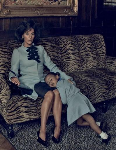 Interview, Editorial, Steven Klein, Patti Wilson, source: Interview, Kim Kardashian