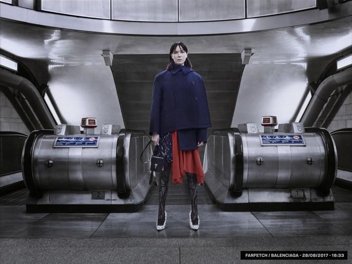 Farfetch x Balenciaga - 2017 Campaign