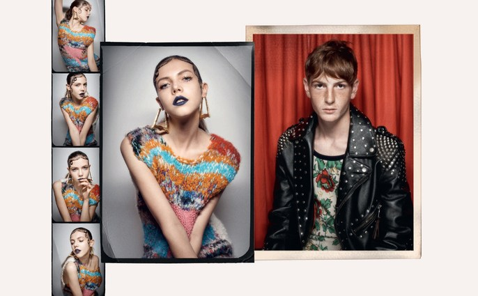 Patti Wilson, source: Vogue spain, Vogue Spain
