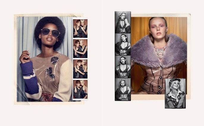 Vogue Spain, Patti Wilson, source: Vogue spain