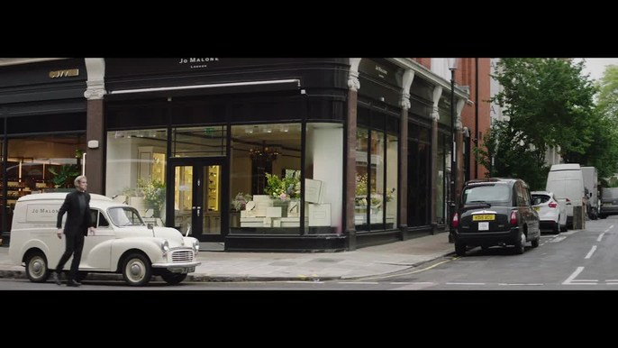 "Jo Malone ""Sing Out' Karen Elson and Poppy Delevigne"