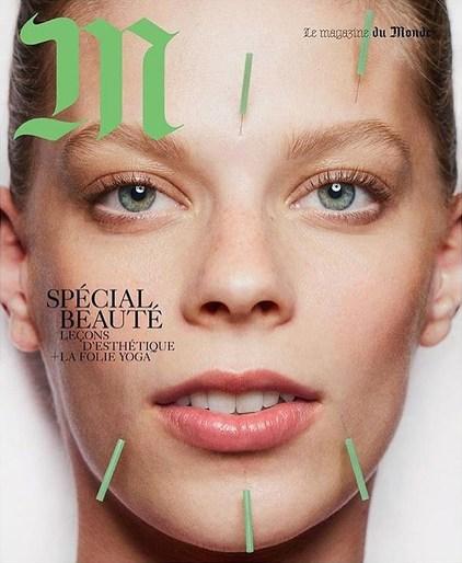 M Le Monde Magazine - November 2017