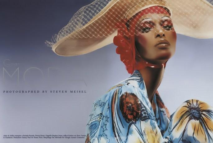 steven meisel, Editorial, Patti Wilson, Vogue Italia, source: vogue italia