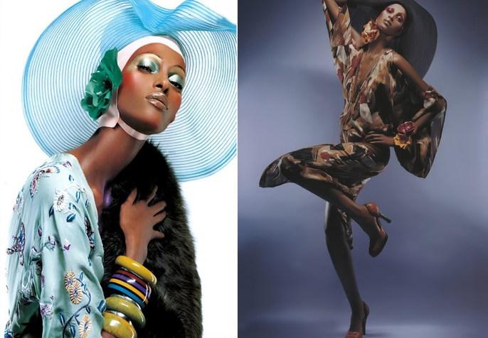 Vogue Italia, steven meisel, Editorial, Patti Wilson, source: vogue italia