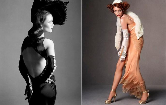 Vogue Italia, steven meisel, Patti Wilson, source: vogue italia