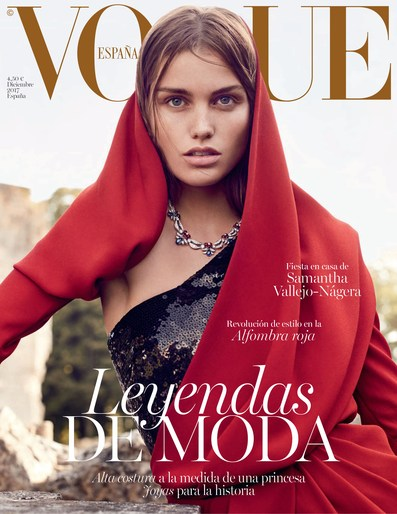 Petros Petrohilos, makeup, Nathaniel Goldberg, vogue espana, December 2017