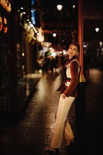 Petros Petrohilos, Vogue Spain, Adam Slee, Boo George, Hana Jirickova, source: Vogue spain, 2018, january 2018