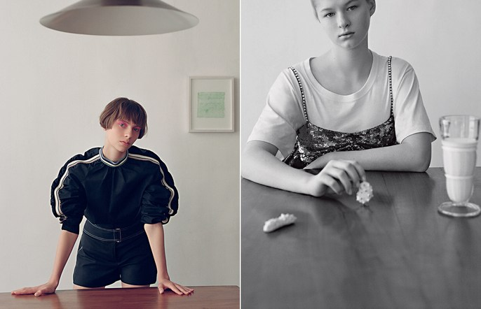 Vogue Italia, Editorial, Patti Wilson, source: vogue italia, dario catellani, Dario Cantellani
