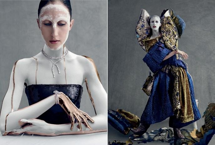 Vogue Italia, Editorial, Solve Sundsbo, Patti Wilson, source: vogue italia