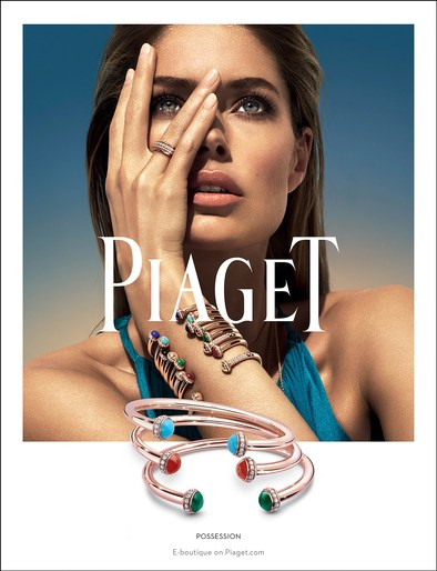 Piaget, hair, set design, Mert Alas & Marcus Piggott, makeup, Cyndia Harvey, Andrea Stanley, lisa eldridge, set deign