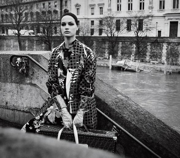 Editorial, Patti Wilson, Vogue Italia, source: vogue italia, Luigi and Iango
