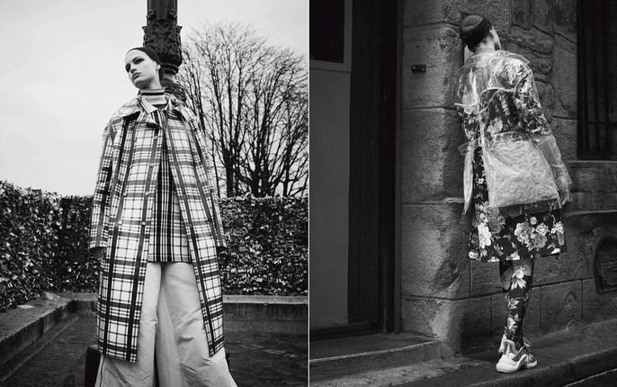 Vogue Italia, Editorial, Patti Wilson, source: vogue italia, Luigi and Iango