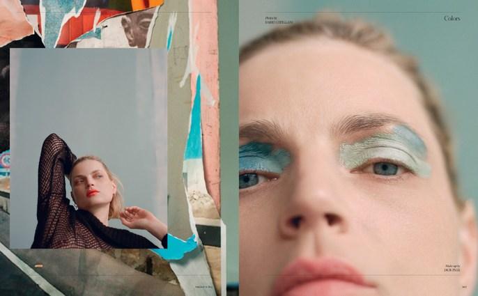 Editorial, Patti Wilson, Vogue Italia, styling