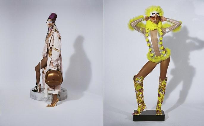 Patti Wilson, photography, set design, styling, makeup, Out of Order, Eloise Parry, lisa eldridge, Alice Kirkpatrick