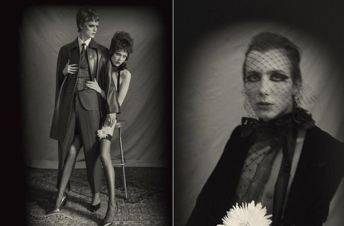 Jacob K, Andrea Cellerino, Paolo Roversi, Lynsey Alexander, Vogue Hommes