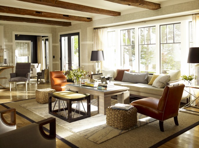 thom filicia news american beauty renovating and decorating a beloved retreat. Black Bedroom Furniture Sets. Home Design Ideas