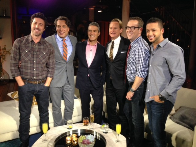 Thom Filicia News Queer Eye 10 Year Reunion Behind The