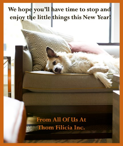 thom filicia news 2013 2014 new year wishes from thom filicia inc. Black Bedroom Furniture Sets. Home Design Ideas