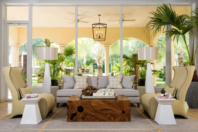 Grace Bay Club Lobby -