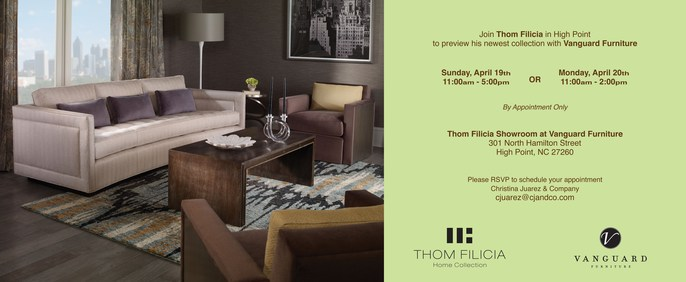 Furniture Preview With Thom Filicia