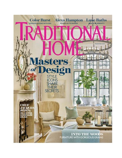 Traditional Home September 2017 -